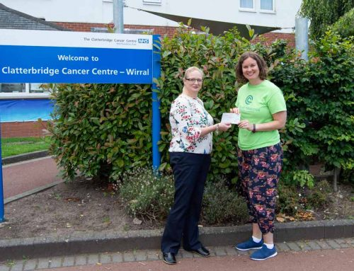 Donation to The Clatterbridge Cancer Charity