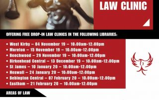Phoenix Solicitors - Wirral - Free Drop-in Law Clinics